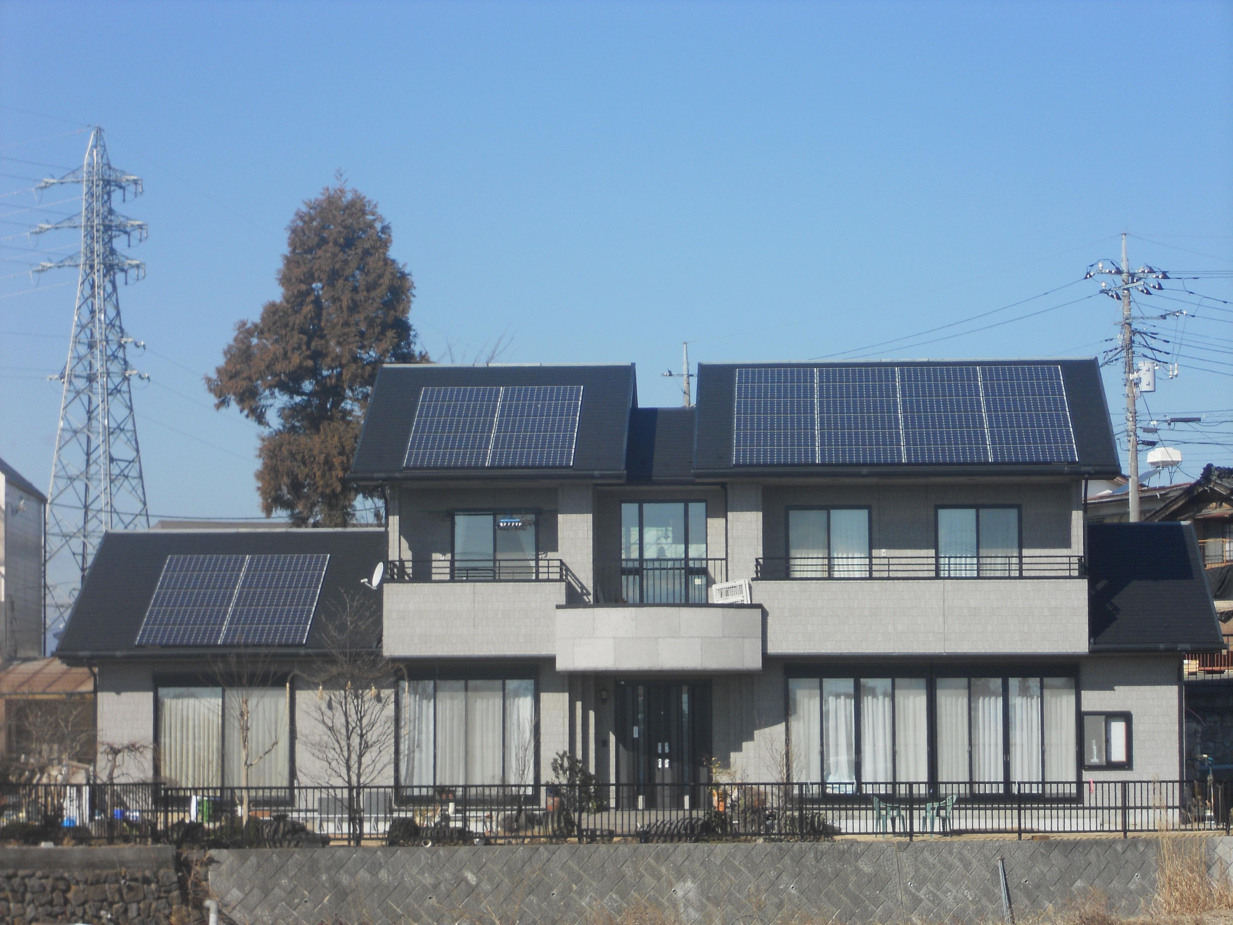 我が家de発電所 | 太陽光発電アフター