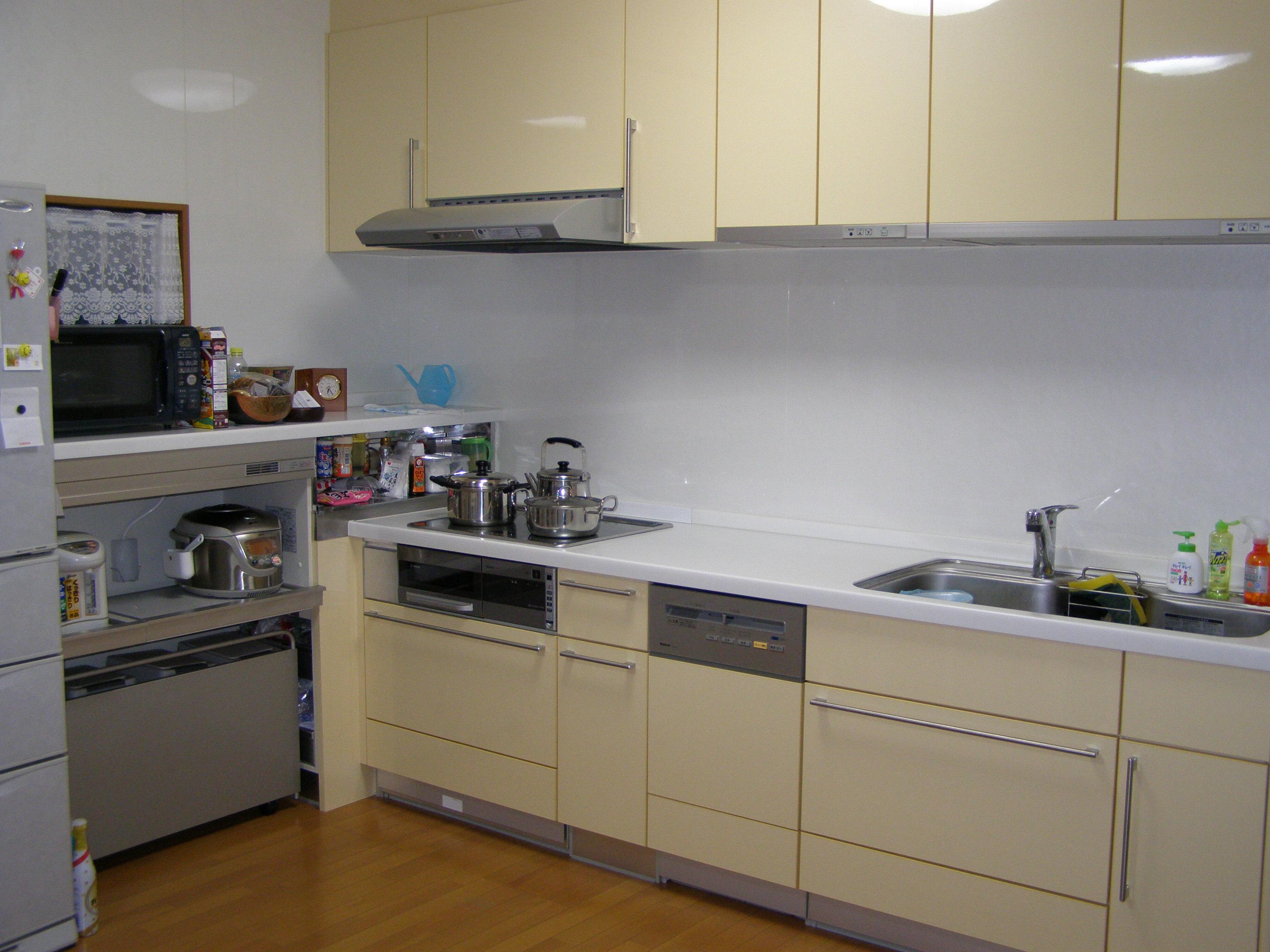 お家まるごとリフォーム | キッチン
