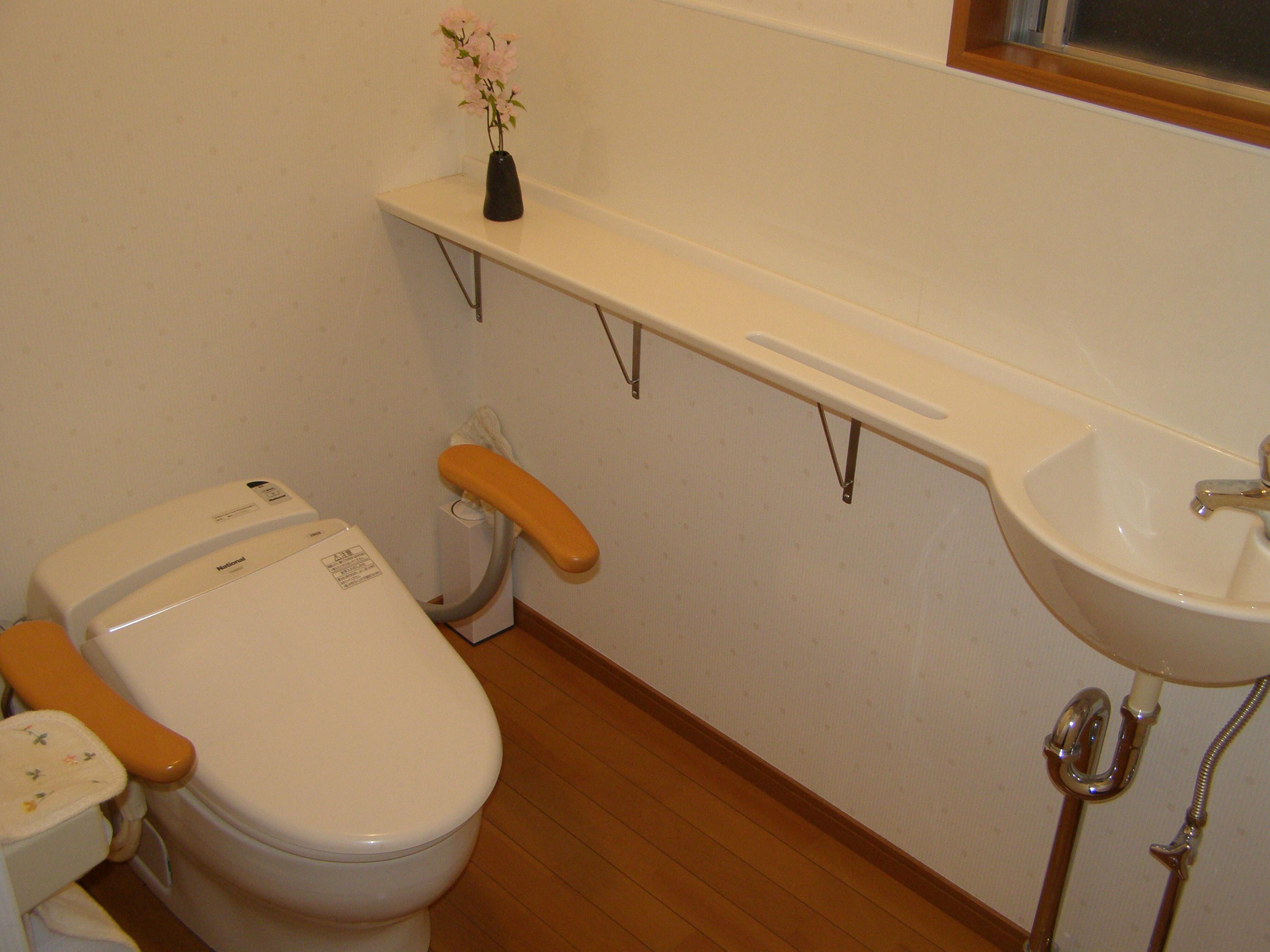 お家まるごとリフォーム | トイレ